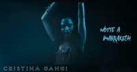 Il nuovo singolo di Cristina Gangi NOTTE A MARRAKECH