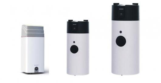 Pompe di calore ACS 100 - 200 - 300 litri