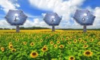 Il futuro del fotovoltaico unito all'acqua calda aria condizionata