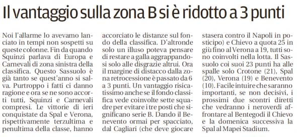 fonte Gazzetta Modena del 26.2.2018