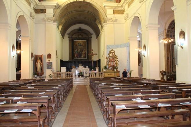 Chiesa di San Michele Arcangelo a Caprarola