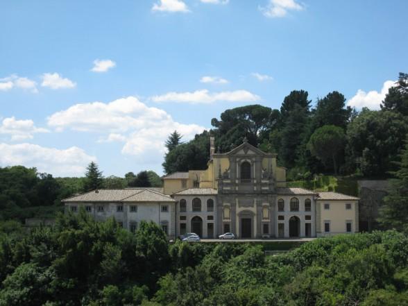 Convento di S. Teresa a Caprarola