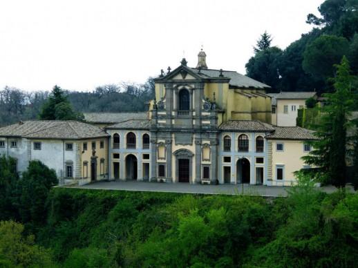 Facciata della Chiesa di S. Teresa