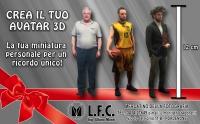 NOVITA': REGALATI IL TUO AVATAR 3D