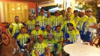 Gli Amatori della bici splendono alla Novecolli di Cesenatico
