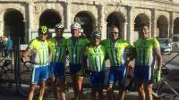 Atripalda-Roma in bici!