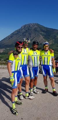 Il Circolo in tutte le specialità ciclistiche