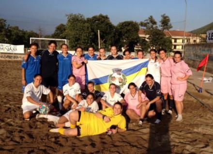 Torneo Beach Soccer
