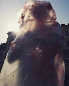 Performance, Kardietà, Roma 2020 Chiesa degli artisti piazza del Popolo a cura di Roberto Sottile
