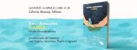 """Presentazione del libro """"L'arca"""", Einaudi edizioni alla liberia Baravaj!"""