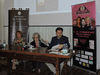 Antonia Arslan ad Autori a Corte (Lendinara) 2016