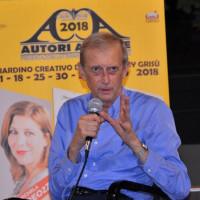 Piero Fassino ad Autori a Corte 2018