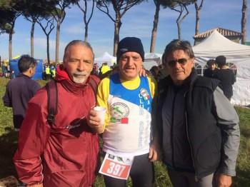 una foto con i mitici Marcello e Vincenzo