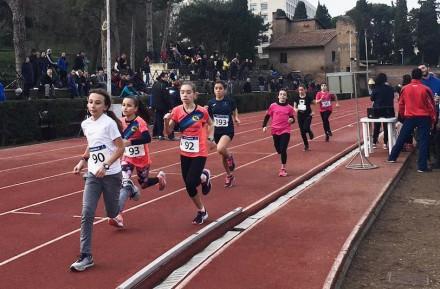 500m il passaggio di Francesca Ferro