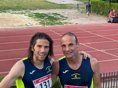 5000m Fagnani PB per Federico ed Igor