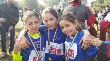 Giulia,Carlotta e Francesca