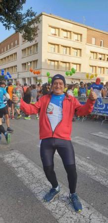 Maratona di Latina per Marcello