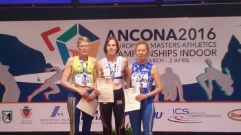 Premiazione Anna 400 metri