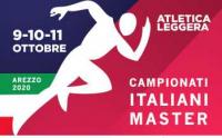 Campionati Italiani Master 2020 Arezzo