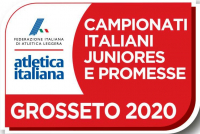 CAMP. IT. INDIVIDUALI JUN/PROSU PISTA 18/19/20 SET 2020