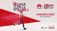 HUAWEI ROMAOSTIA HALF MARATHON 2020 ancora a €30