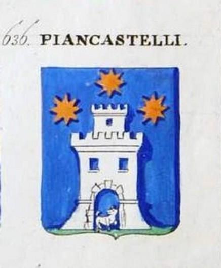Stemma Casato Piancastelli