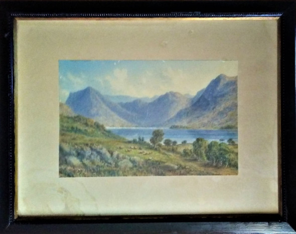 Artist William Taylor Longmire