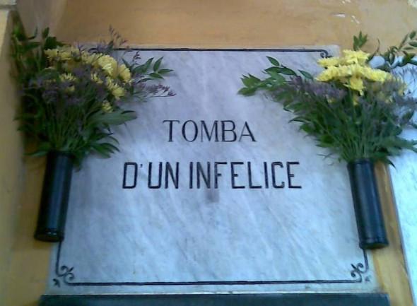 TOMBA D'UN INFELICE