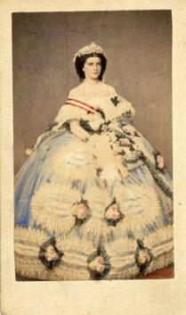 S. M. Maria Sophie von Bayern, Königin von Neapel-Sizilien