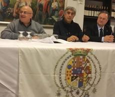 Don Massimo Cuofano fondatore Fondazione Francesco II di Borbone