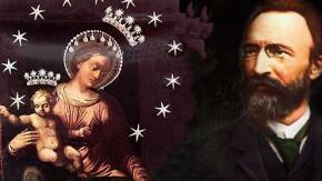 Beato Bartolo LOngo e la Vergine di Pompei
