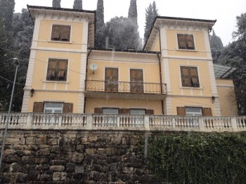 Casa dove il 27 dicembre 1894 morì Francesco II