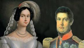 La Beata Maria Cristina e Re Ferdinando II