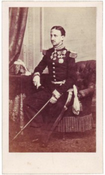 S. M. Franz II von Bourbon, König von Neapel-Sizilien