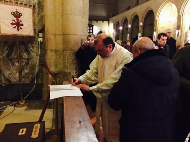 firma don Luciano Rotolo
