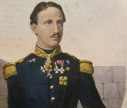 S.M. François II de Bourbon, roi des Deux-Siciles