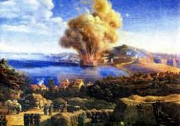 Le siège de Gaeta, Explosion à St. Anthony