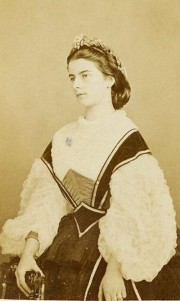 S.M. María Sofía Wittelsbach, la reina de las Dos Sicilias