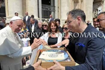 Vaticano, Piazza San Pietro, 24 giugno 2015