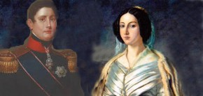 Ferdinand II and Blessed Maria Cristina