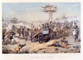 Batalla del Volturno, octubre 1860