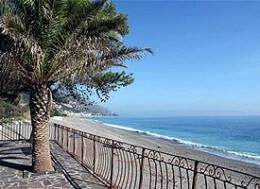 Spiaggia di Mazzeo - Letojanni