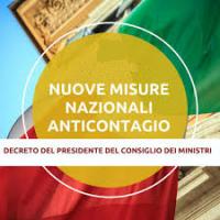 NUOVO DPCM - MISURE ANTICONTAGIO IN VIGORE DAL 6 MARZO