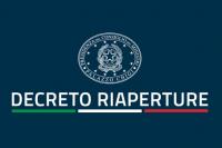 "DECRETO ""RIAPERTURE"""