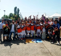 Gli Esordienti 2007 trionfano al 17° Junior Youth Festival di Cesenatico.