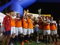 Giovanissimi 2004 campioni al Torneo di Felino per il secondo anno consecutivo. Superato il Team Borgo 2-1 ai supplementari, doppietta di Bertolino.