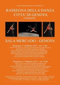 Galà della danza Genova di Enkel Zuti