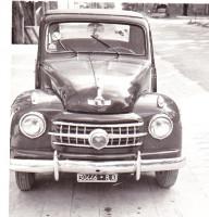 La mia Topolino C Fiat
