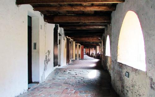 Antica Via del Borgo o Via degli Asini