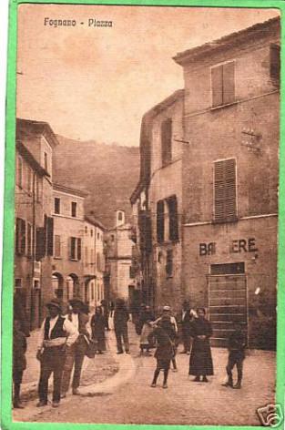 1935-VIA CIANI vista da Piazza Garibaldi (collezione Filippo Briccoli)
